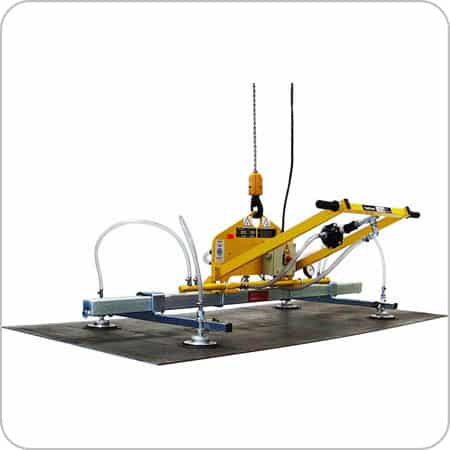 Vacuum Grp 4 Pads 750kg SWL