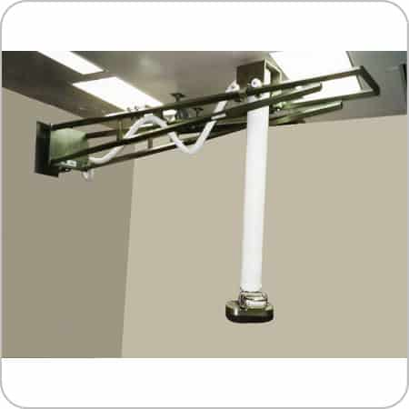 Stainless Steel Low Headroom Swing Jib