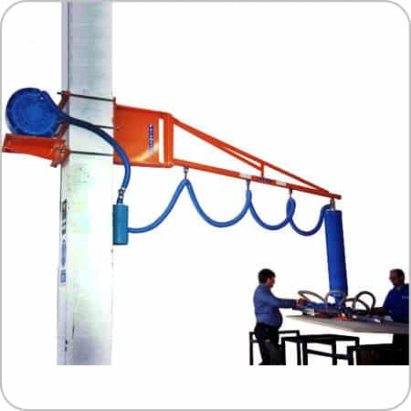 Column Mounted Swing Jib