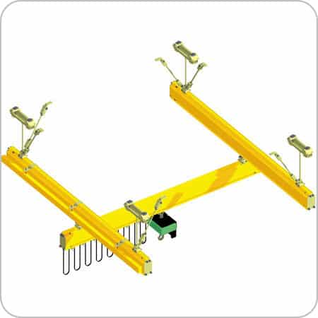 Overhead Crane Steel