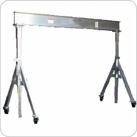 Mobile Gantry Crane Aluminium