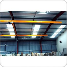 Installed Light Crane