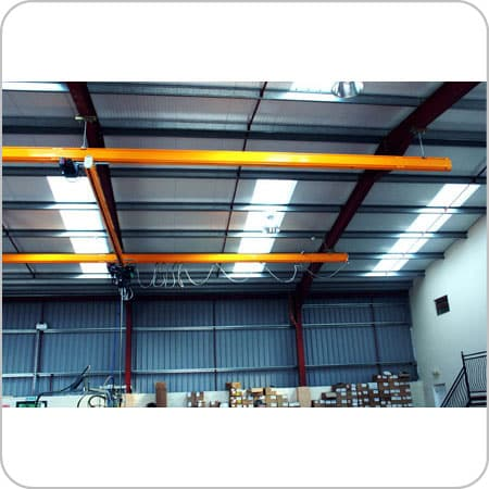 Installed Light Crane