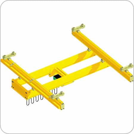 Double Girder Low Headroom Crane