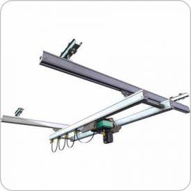 Light Overhead Crane Aluminium