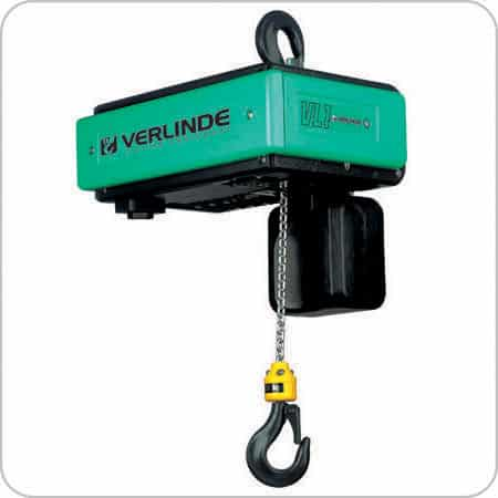 Electric Chain Hoist Hook Suspended