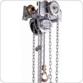 Low Headroom Chain Block & Beam Trolley