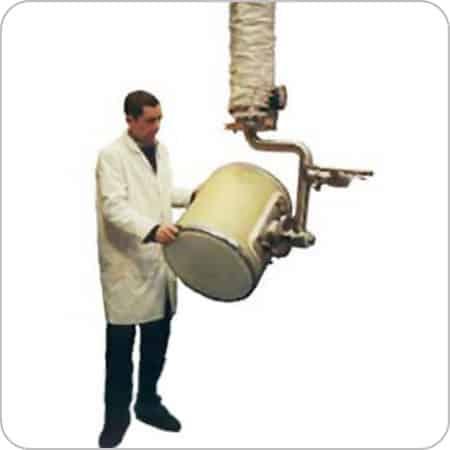 PharmaVac Manual Rotation