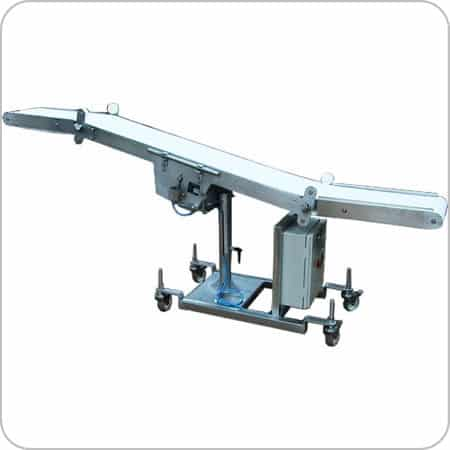 Electric Drive Belt Conveyor
