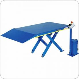 Low Profile Table With Ramp