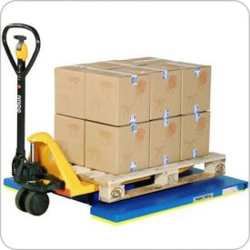 Load With A Standard Pallet Truck