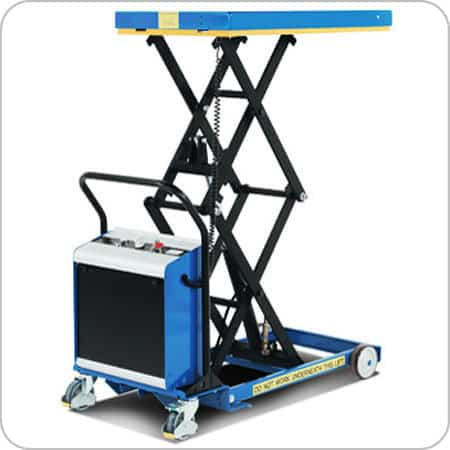 Powered High Lift Table
