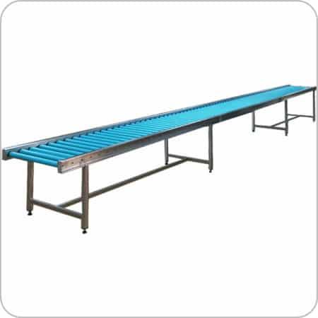 Conveyor - PVC Rollers