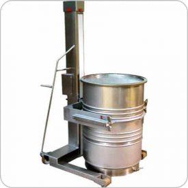 Stainless Steel ATEX Drum Transporter