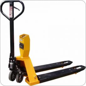 Pallet Truck With Scales