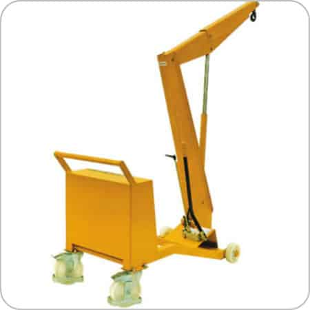 Workshop Crane - Manual Push