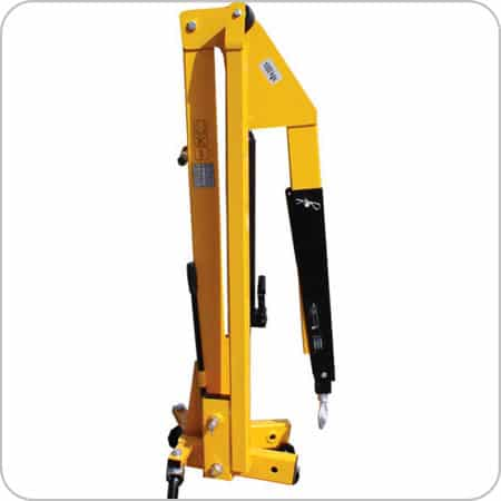 Foldable Workshop Crane
